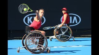 Day 3 PM | Wheelchair Masters Doubles