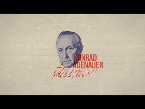 Die Nachkriegskanzler – 01 – Konrad Adenauer