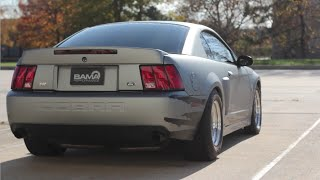 BRUTE Force-Procharged F1A Terminator Cobra Review by BAMA Performance