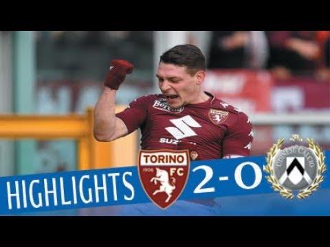 Torino - Udinese 2-0 - Highlights - Giornata 24 - Serie A TIM 2017/18