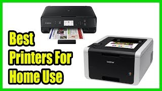 ▶️Best Printer For Home Use 2018