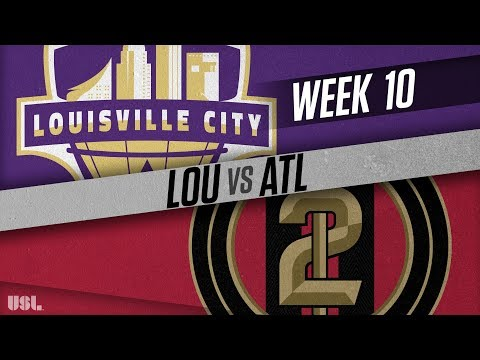 Louisville City FC vs Atlanta United 2: May 19, 2018
