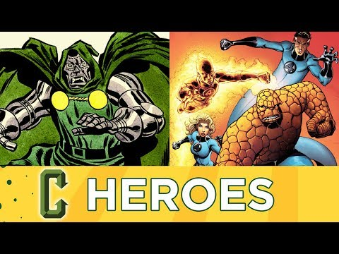 Doctor Doom or Fantastic Four Movie Coming from Legion Showrunner? - Collider Heroes
