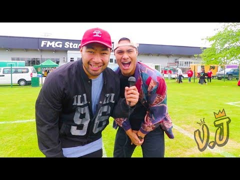 The VJ Show - MATE MA'A TONGA