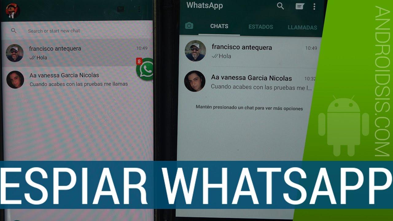 Cómo Llevar La Misma Cuenta De Whatsapp En Dos Terminales Distintos Youtube