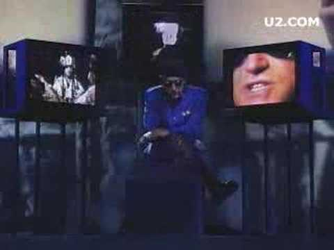 U2 - Numb (The Edge's solo - 1993 - Live)