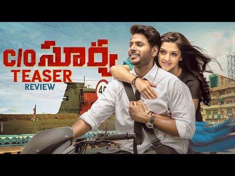 C/o Surya Movie Teaser Review | Sundeep...