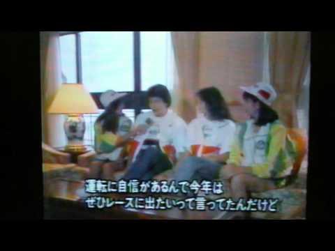マギーチャンとイチャつくジャッキー Jackie Chan.  Maggie Cheung