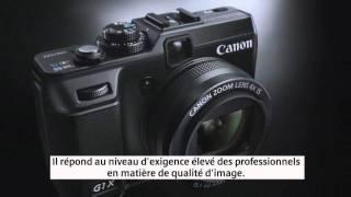 Le « révolutionnaire Canon PowerShot G1X, un compact expert aux performances de reflex