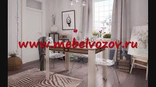Видео обзор – кухонного стола от интернет магазина Мебельвозов.