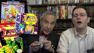Toxic Crusaders - Angry Video Game Nerd - Episode 111(Subscribe: http://www.youtube.com/subscription_center?add_user=JamesNintendoNerd Watch all Angry Video Game Nerd episodes ..., 2013-05-01T03:25:53.000Z)