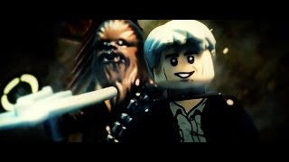 Lego Star Wars The Force Awakens Trailer 2