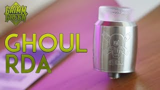 The Ghoul RDA ~ Review ~ Build ~ Good