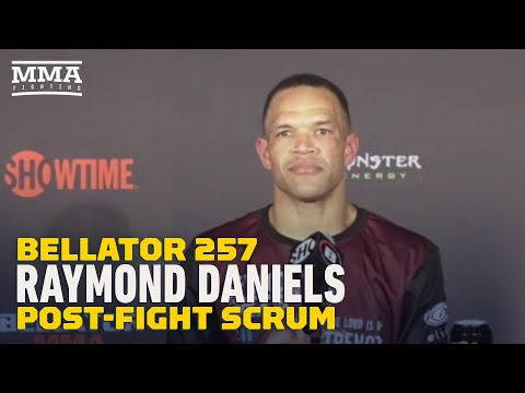 Bellator 257: Raymond Daniels Says New Rankings Give Him Targets Like Douglas Lima - MMA Fighting