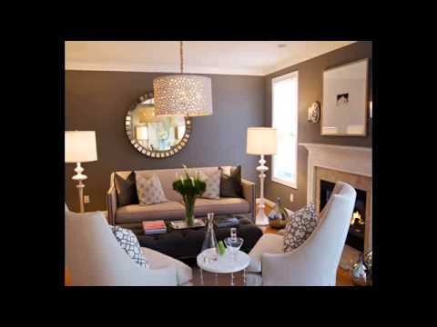 Gold Living Room Pictures