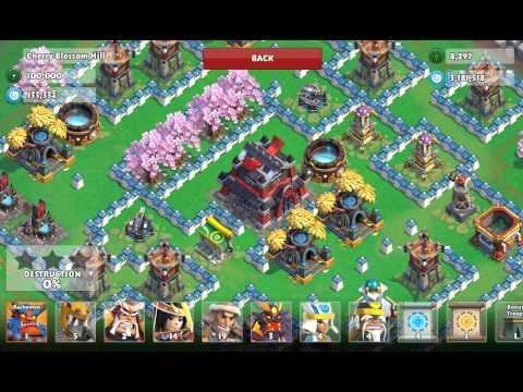 Samurai Siege; Zen Tree Master; 5500 Onyx