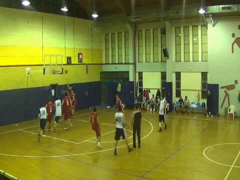 Basketaki The League - Staff Bulls Vs Harlems (5/1/2014)