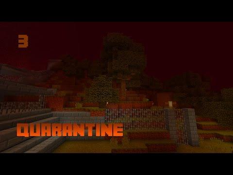 Quarantine - Minecraft Adventure Map - 3