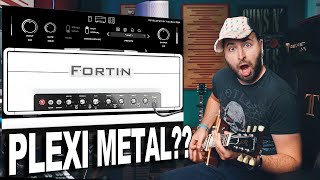Exist a PLEXI METAL Tone?? YES is FORTIN CALI Plugin by Neural DSP