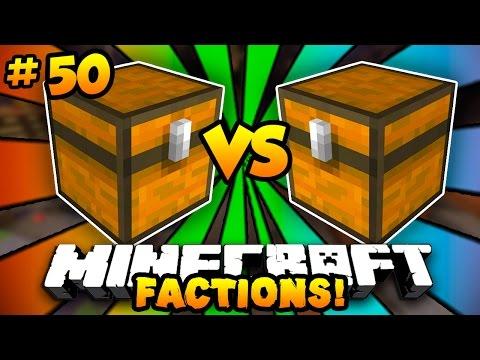 """Minecraft FACTIONS VERSUS """"SPECIAL RAINBOW DUEL!"""" #50   w/ PrestonPlayz & MrWoofless"""