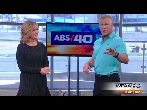 Abs After 40 Featured On Good Morning Texas TV Show!