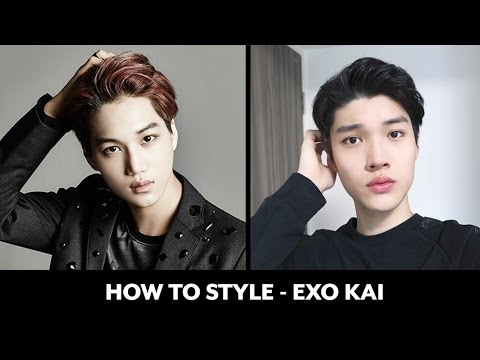 How To Style Like Exo Kai