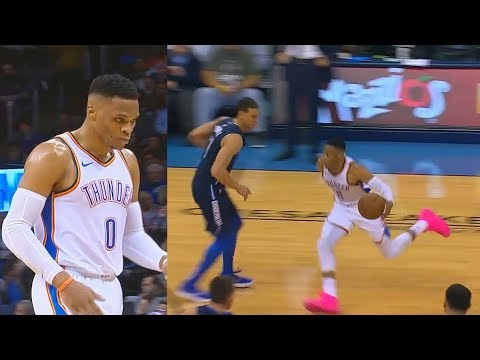 Russell Westbrook Gets REVENGE On Entire Mavericks! Thunder vs Mavericks