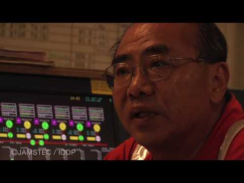 behind the scenes -Chikyu- (Chief Engineer)