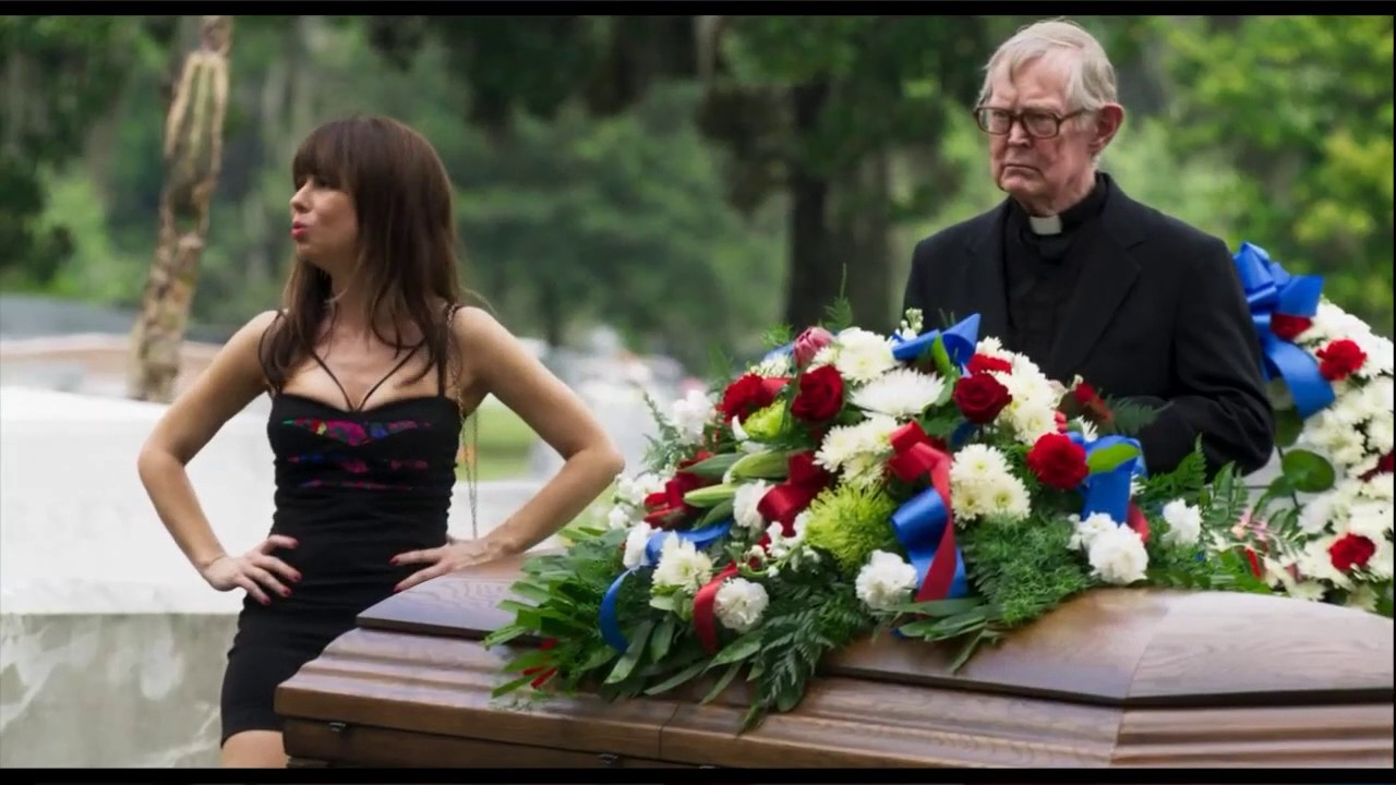 Funny Funeral Scene The Do Over 2016 Youtube