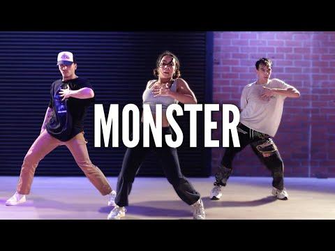 SHAWN MENDES & JUSTIN BIEBER - Monster | Kyle Hanagami Choreography