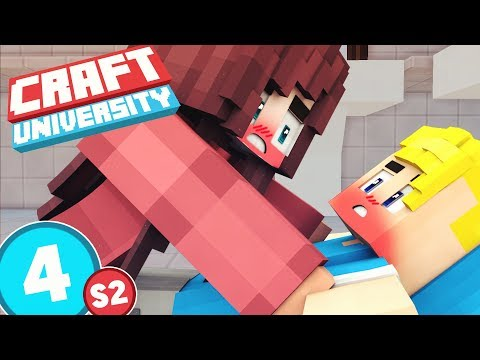Isabel MA CHE?! | CraftUniversity S2 [EP.4] (Minecraft ITA Roleplay)