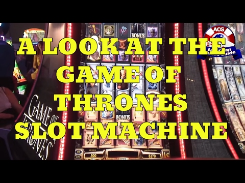 Game of Thrones Slot Machine from Aristocrat Technologies