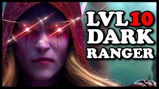 "Grubby | ""LVL 10 DR"" | Warcraft 3 | TFT | NE vs HU | Amazonia"