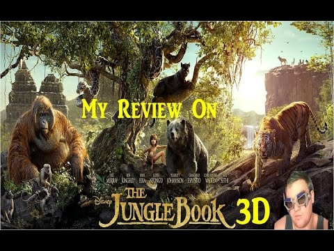The Jungle Book 3D Blu-Ray Review
