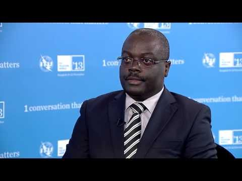 João A. Martins, Chairman, Board of Directors, Angola Telecom - Interview ITU Telecom World 2013