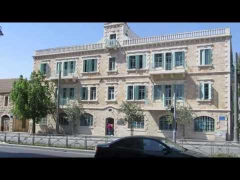 Beautiful houses in Jerusalem -169 Jaffs St.