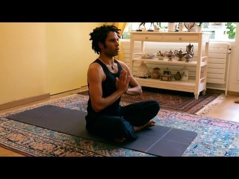 Beginners Yoga Video - non-weight bearing yoga for beginners, injured or overweight people