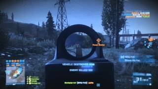 Battlefield 3 - Armored Kill PC Gameplay 1080 HD