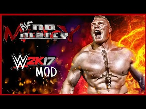 Wwf no mercy 2k17 mod download android