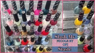 Slash My Stash | Nail Polish Destash Pt. 12 | Nicole by OPI