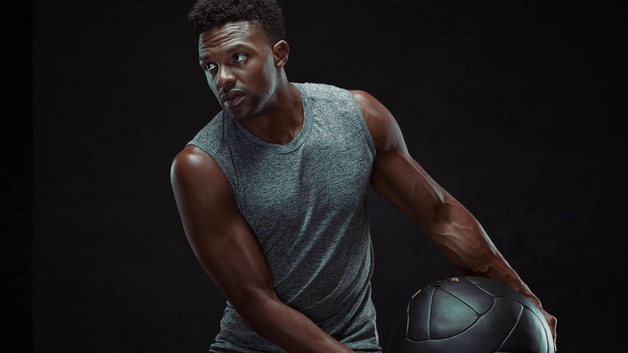 Sports Photography - Studio Lighting & Retouching for Athletes
