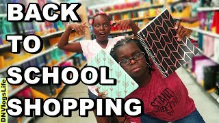 Back To School Shopping 2017 | FAIL! FAIL! FAIL!