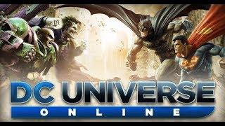 DC Universe Online: Mostrando O Game (PC)