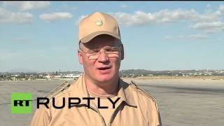 Syria: Russian Air Force helped Assad