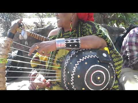 Nyatiti music in the park