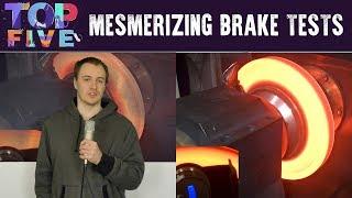 Top 5 Mesmerizing Brake Tests