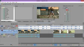 HOW TO MAKE A VIDEO MIXTAPE USING SONY VEGAS DIRECTLY ACID PRO RENDERED MIXTAPE PART 1
