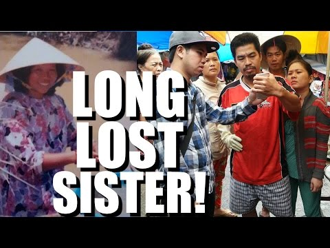 REUNITING a Vietnamese Family after 10 years of NO CONTACT!