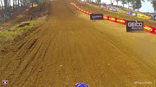 Take a full moto ride with Ty Masterpool as he races the 125 All St...