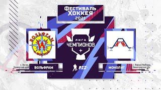 Вольфрам Восток – Монолит Нижний Новгород Лига Чемпионов 8.05.21